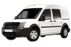 Дефлектор капота Ford Tourneo Connect I 2002-2013 classic