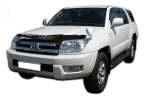Дефлектор капота Toyota 4 Runner IV 2002-2009 high