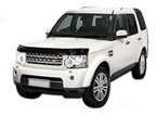 Дефлектор капота Land Rover Discovery IV 2010-2016 classic